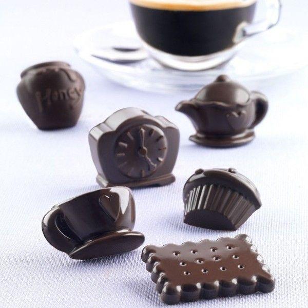 Силиконовые формы для шоколада своими руками 91