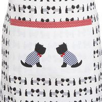 Фото Фартук Kitchen Craft Westie Dog KCWESTAPRON