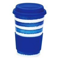 Фото Кружка Dunoon Travel Mug Hoopla! Blue 440 мл 101002776