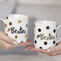 Фото Набор кружек Creative Tops Besties 2 пр 5213683
