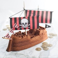 Фото Форма для выпечки Nordic Ware Pirate Ship 59224