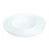 Фото Блюдо Luminarc Friends Time White 26 см P6282